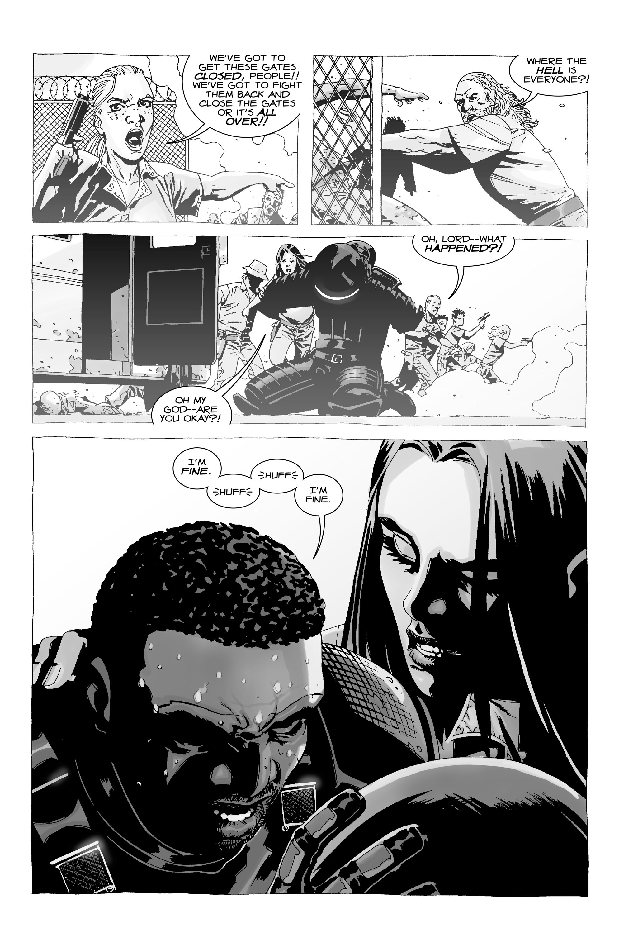 The Walking Dead 30 Page 20