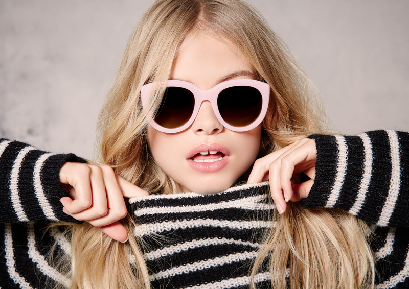 0479cb9e34 I absolutely love everything about Taylor Morris Eyewear. All you have to  do is take a look at these Invidia Pink Oversized sunglasses!
