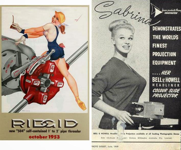 Vintage Lingerie Advertisements 25