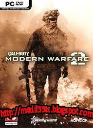 Dowanload Modern Warffare Full Version