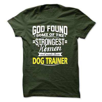 Funny Dog Trainer T Shirts
