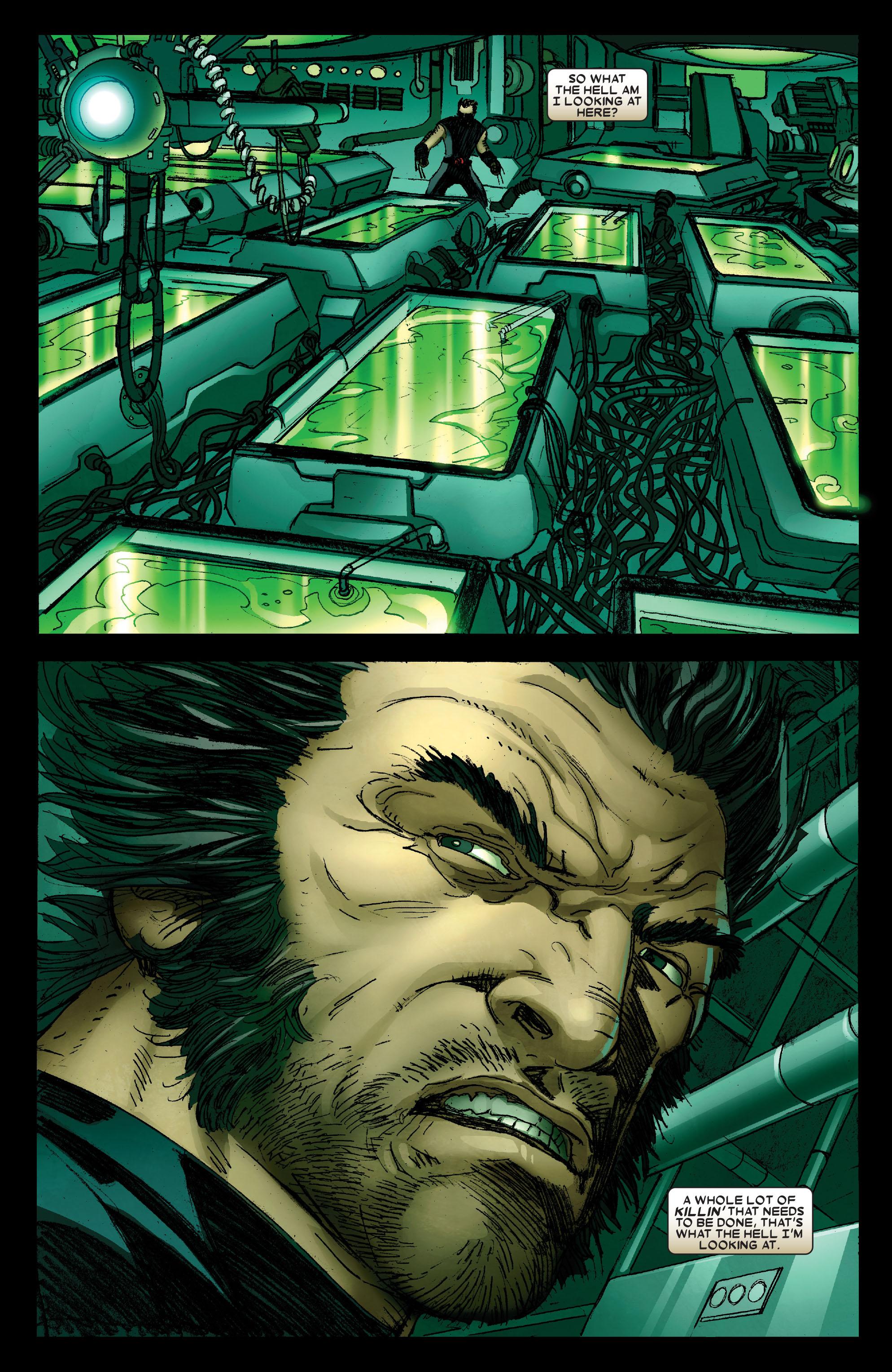 Wolverine: Weapon X #1 #16 - English 24