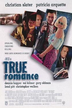 Lãng Mạn Và Tội Ác - True Romance (1993) Poster
