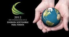 2012 Año Internacional de la Energia Sostenible para todos