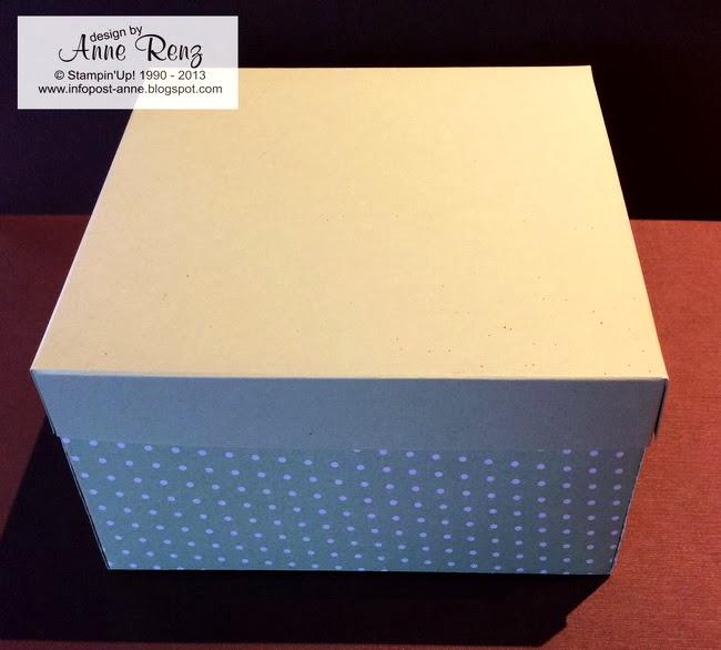 Turbo Infopost - Kreativ mit Stempel!: Envelope Punch Board - große  VA57