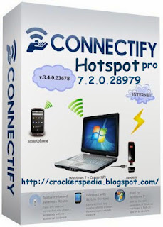 Connectify Hotspot PRO 7.2.0.28979 Full Version with Crack, Keygen