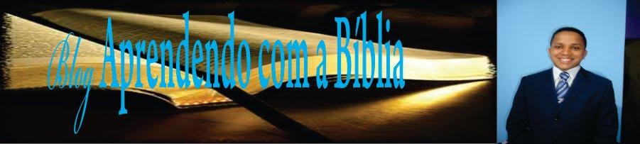 Blog Aprendendo com a Bíblia