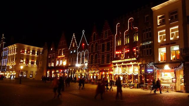 Navidad en Brujas