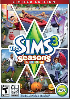 Download Game PC The Sims 3 Seasons