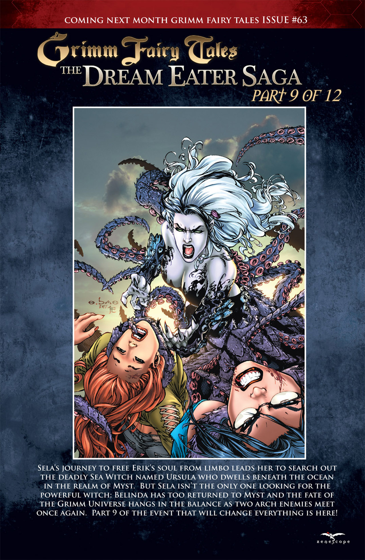 Grimm Fairy Tales (2005) Issue #62 #65 - English 25