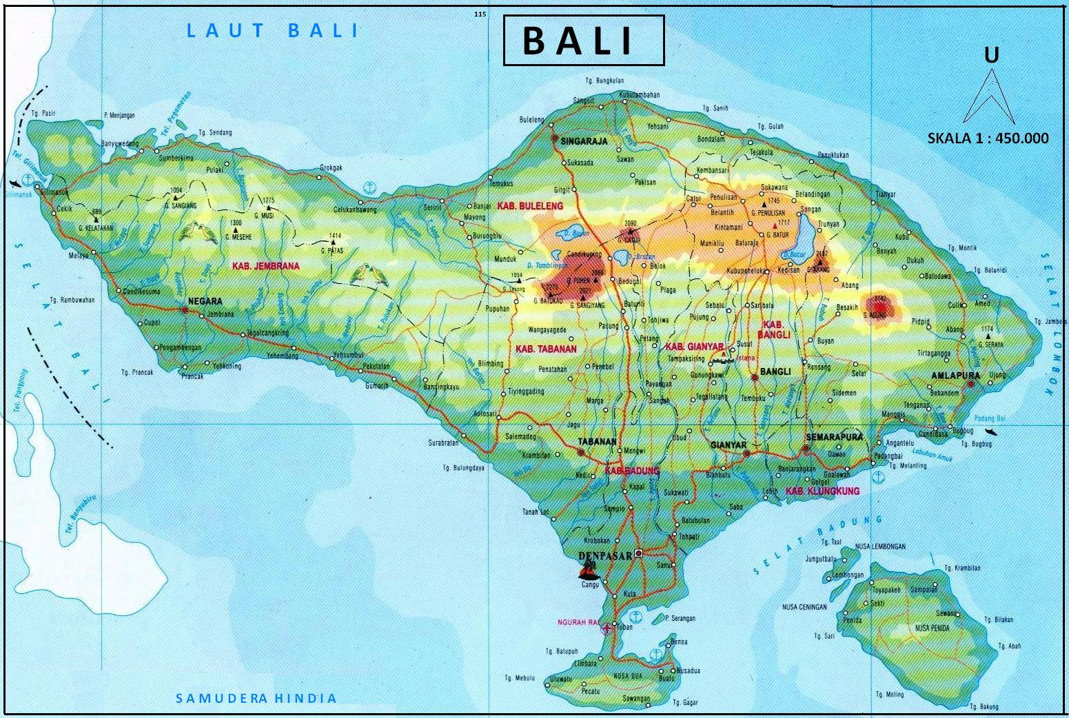 Kardoman Tumangger: Bali – dalam 3 ½ hari + ½ hari (Part 1)
