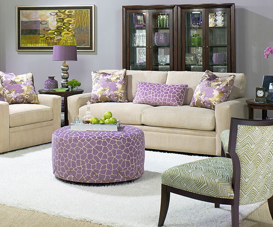 2013 Living Room Furniture Collection : BHG Furniture | Modern ...