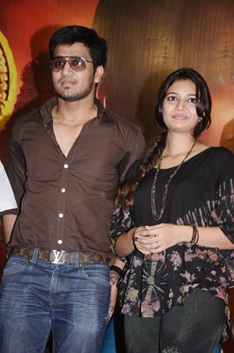 Karthikeyan Movie Press Meet Photos