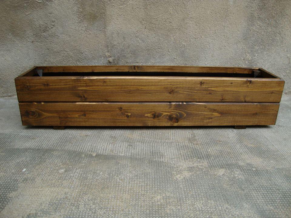 Jardineras de madera octubre 2012 - Jardineras baratas online ...