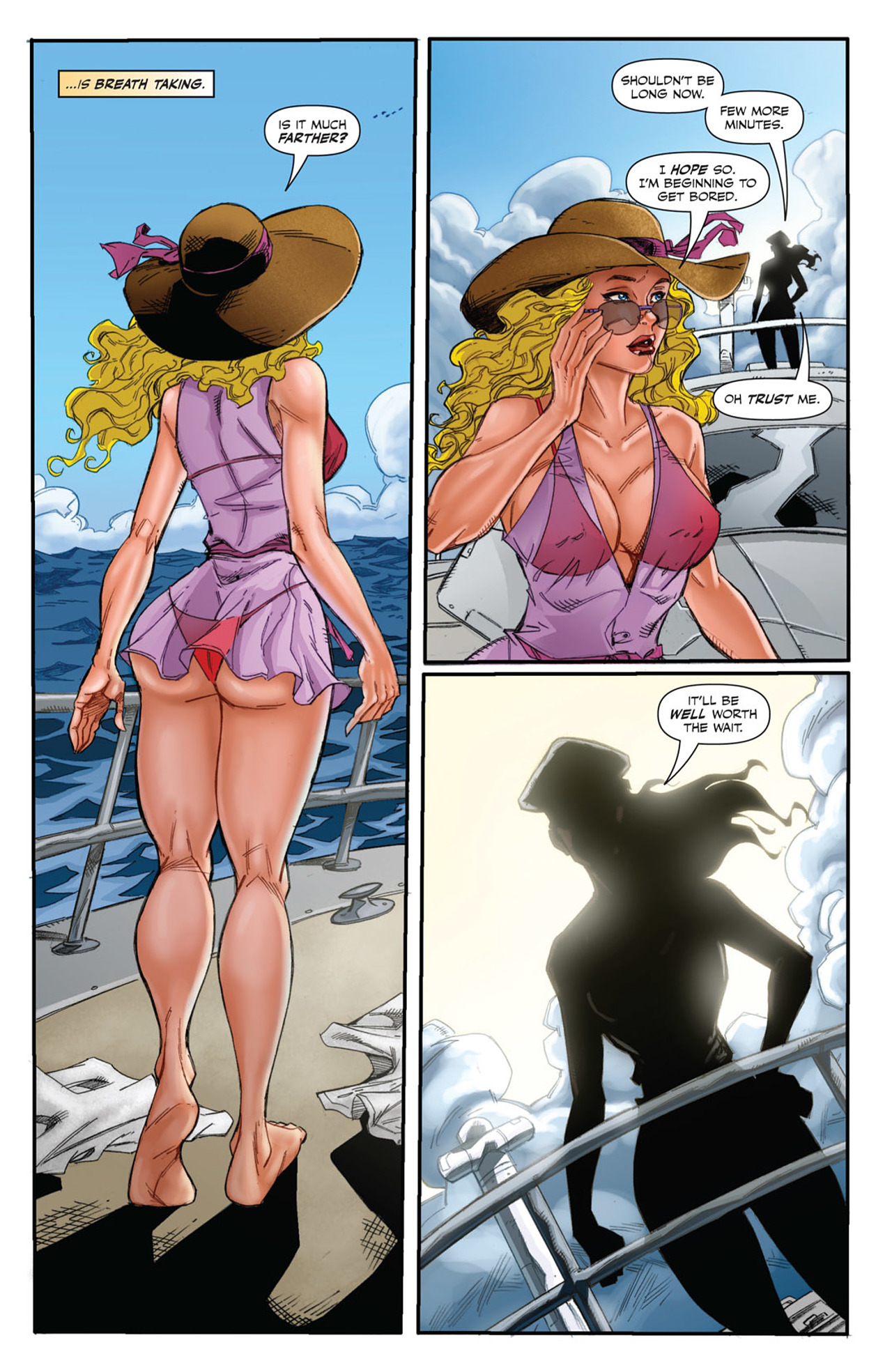 Grimm Fairy Tales (2005) Issue #40 #43 - English 4