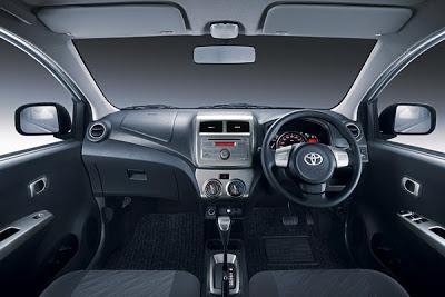 Toyota Agya TRD