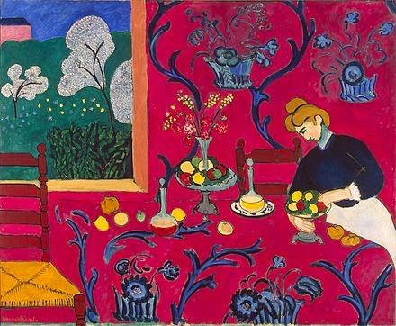 Marie Dauenheimer S Art And Anatomy Blog Henri Matisse