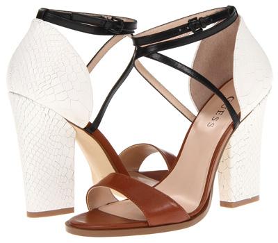replica louboutin - Mrs Windy City UnPluGGed: Louboutin Summerissima sandal VS Guess ...