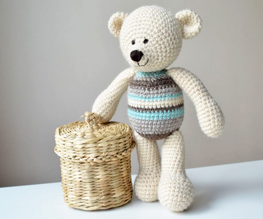 Magnus bear pattern
