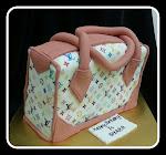 3D LV cake