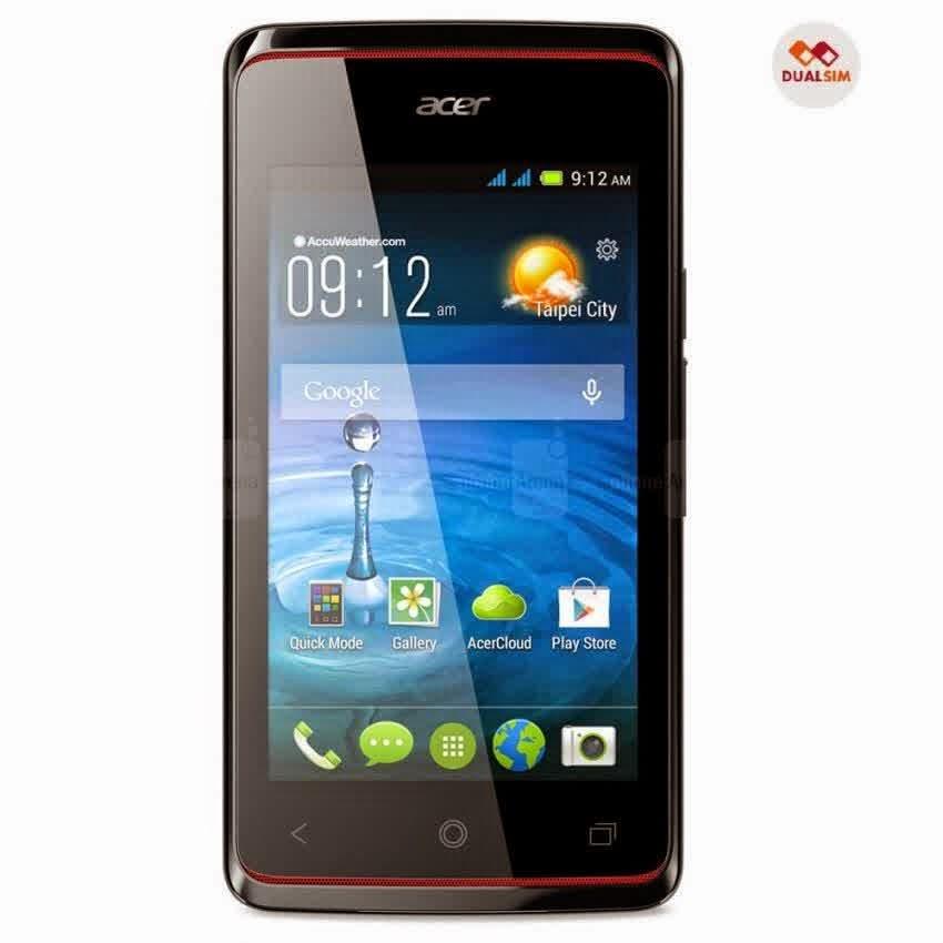 Spesifikasi dan Harga Acer Liquid Z200 Kitkat 4.4 | Cuma 800 Ribuan!
