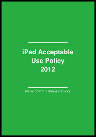 iPad Acceptable Use Policy