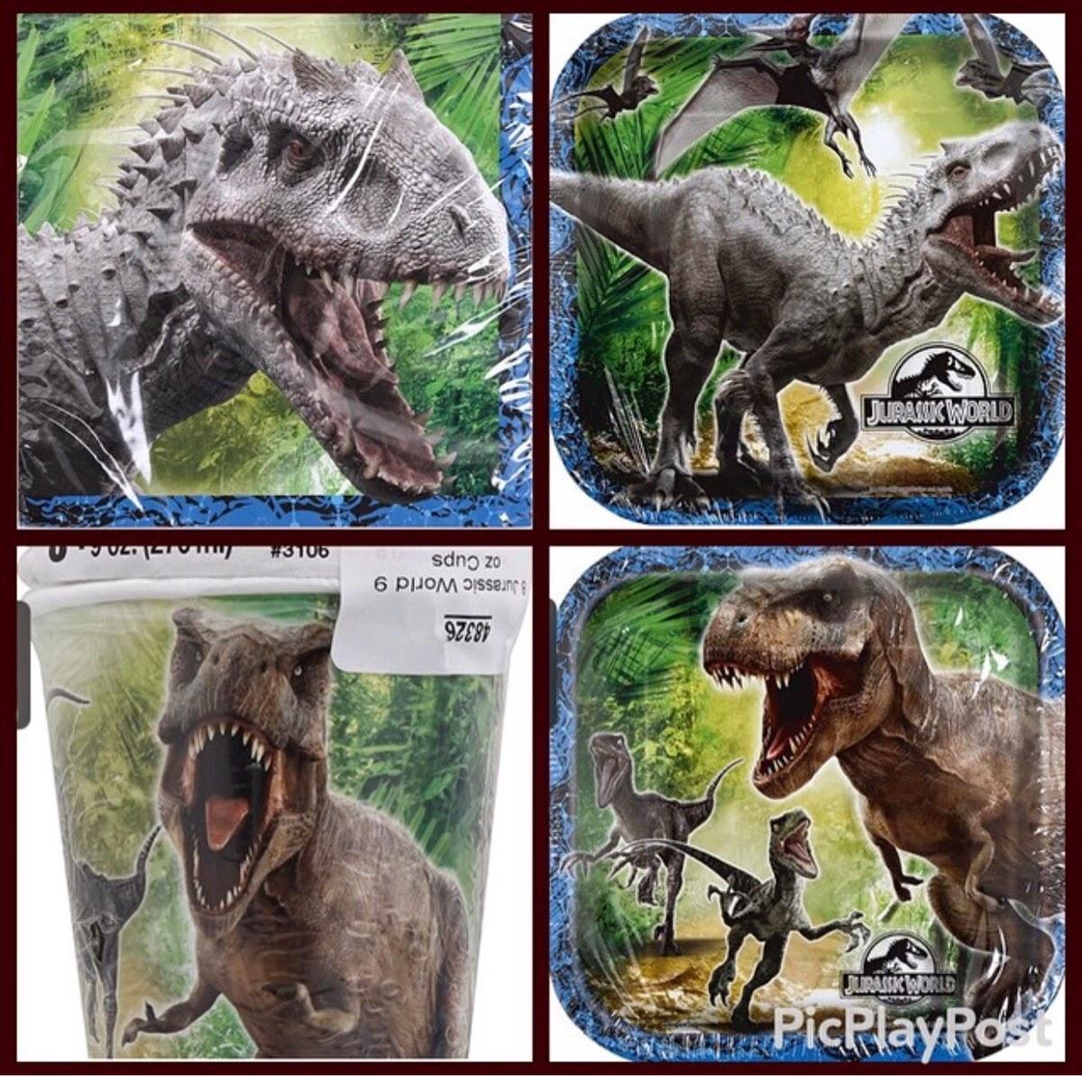 D-Rex Jurassic World