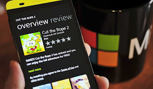 Bulmaca Oyunu Cut the Rope 2 Windows Phone için İndirin
