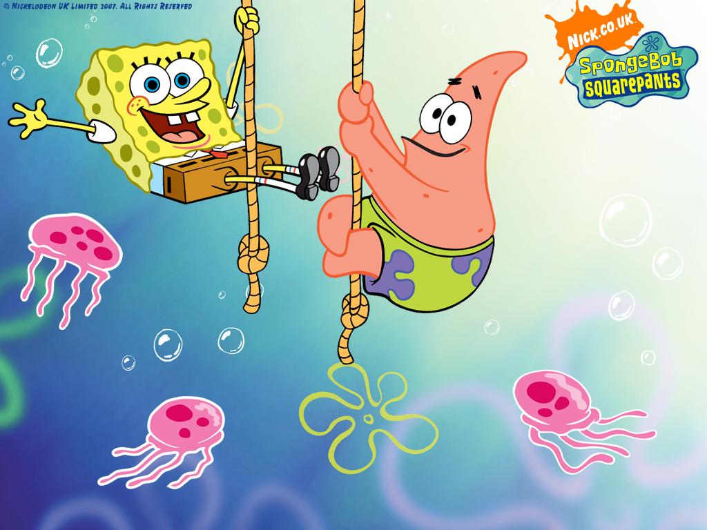 Cool Image Galleries  Spongebob Wallpaper