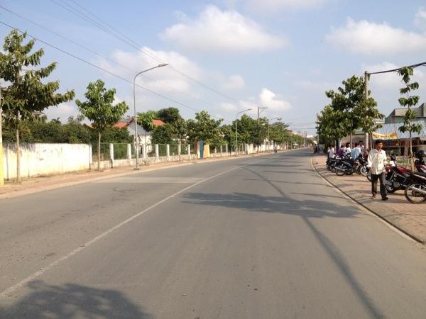 Bán nhà Dĩ An đẹp đường Nguyễn Hữu Cảnh Đông Hòa ở Dĩ An – Bình Dương
