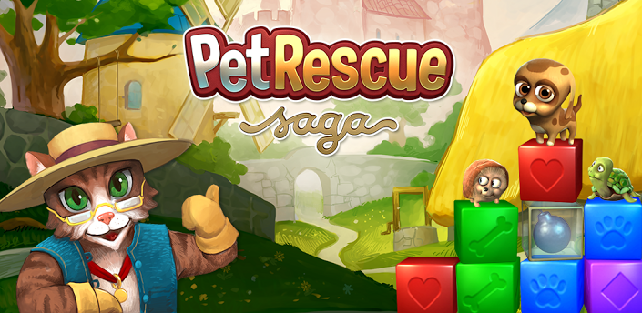Pet Rescue Saga livello 1031-1040