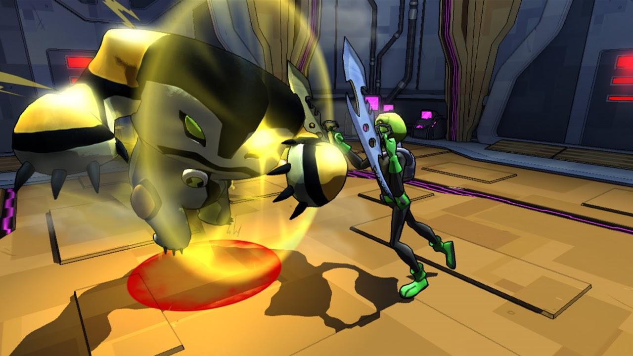 Ben 10 Omniverse 2 Video Game Review  BioGamer Girl