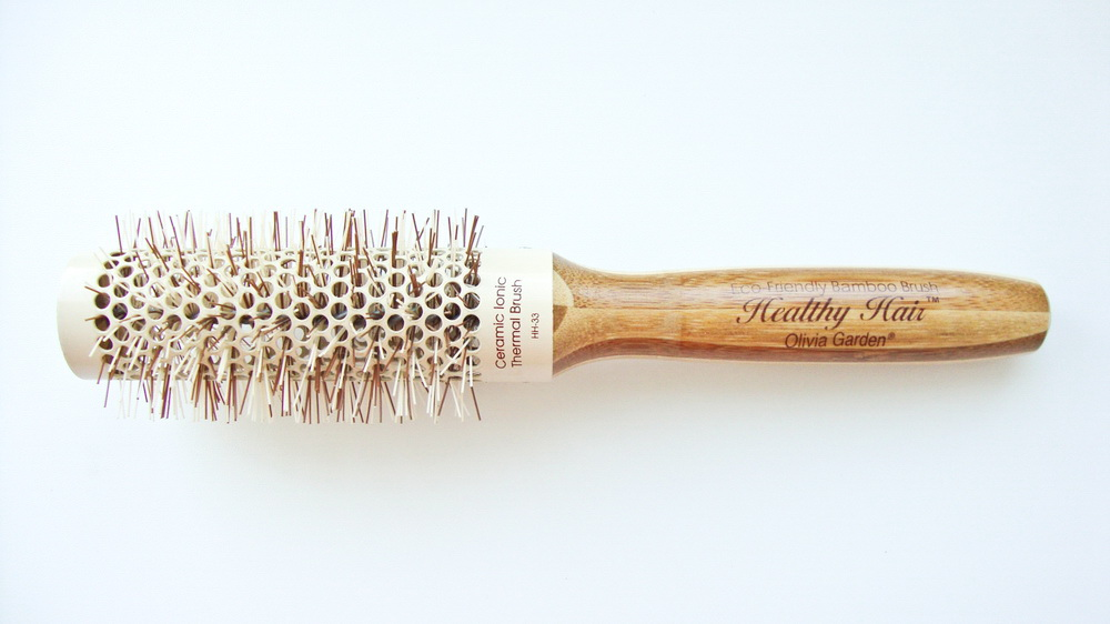 Olivia Garden, Brush, Healthy Hair, Bamboo