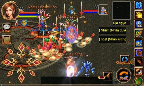 Hạo Thiên Online