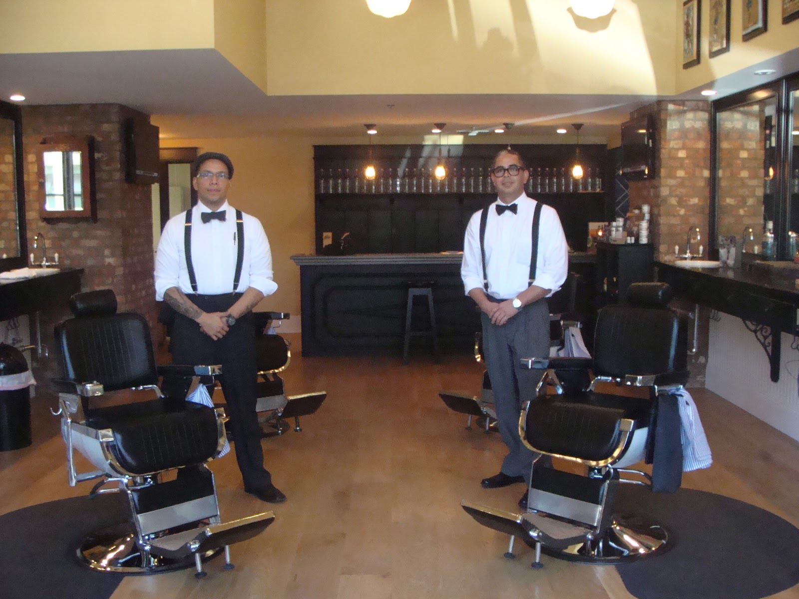 Barber Shop In Anaheim : The Sunshine Grove: A Place I Live: BARBEER Shop