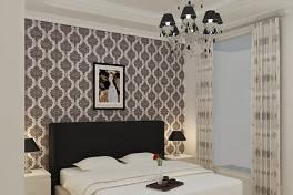Jasa gambar desain interior klasik apartemen berpengalaman professional