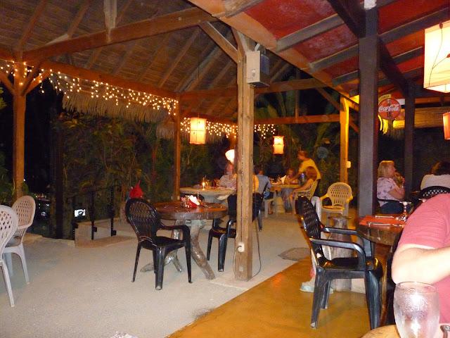 Exotica Restaurant Ojochal Costa Rica