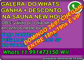 COMO GANHAR ENTRAD VIP DOMINGO 26/07 NA SAUNA