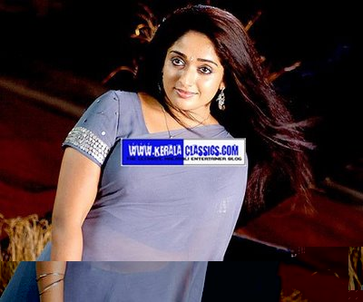 Hot Malayalam Actress Kavya Unseen Navel Shots