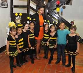 Beyoncé baila con la colmenita en la Habana