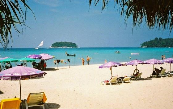 pantai di phuket