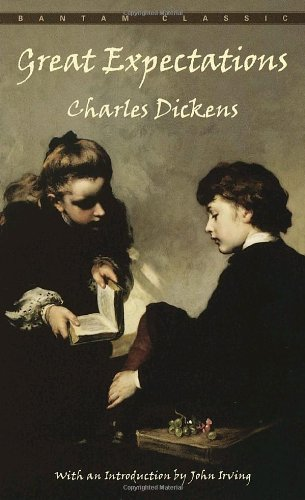 a book report on charles dickens great expectations Expectations by charles dickens great expectations is a bildungsroman, or a coming-of-age novel, published by chapman &amp hall in 1861, the story it's set among the marshes of kent in london in the early-to-mid 1800s.