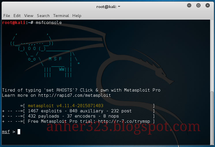 how to download metasploit kali