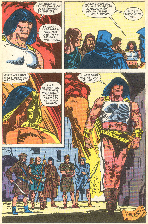Conan the Barbarian (1970) Issue #231 #243 - English 21