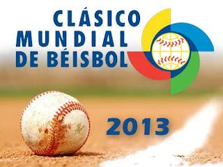 BÉISBOL-Mundial clásico 2013
