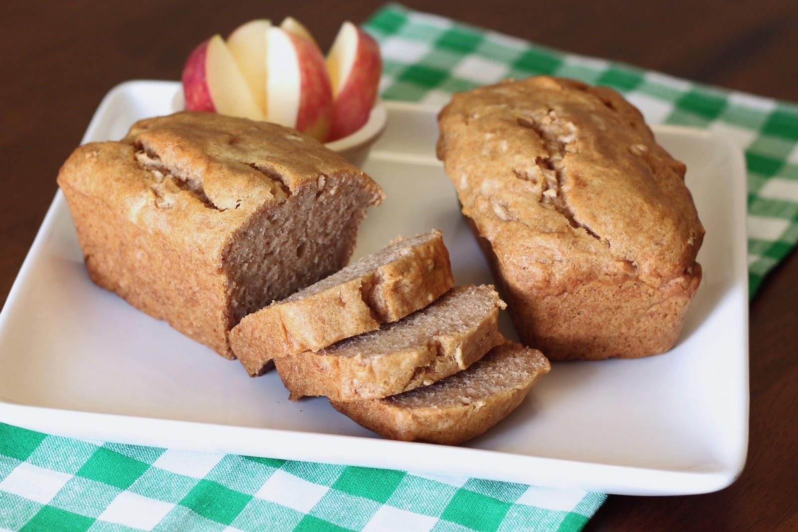... Bakes Gluten Free Treats: gluten free vegan mini cinnamon apple loaves