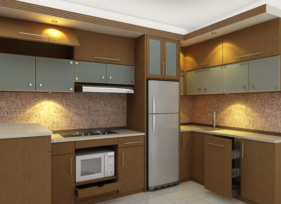 Top 10 minimalist kitchen set design for Kitchen set bali