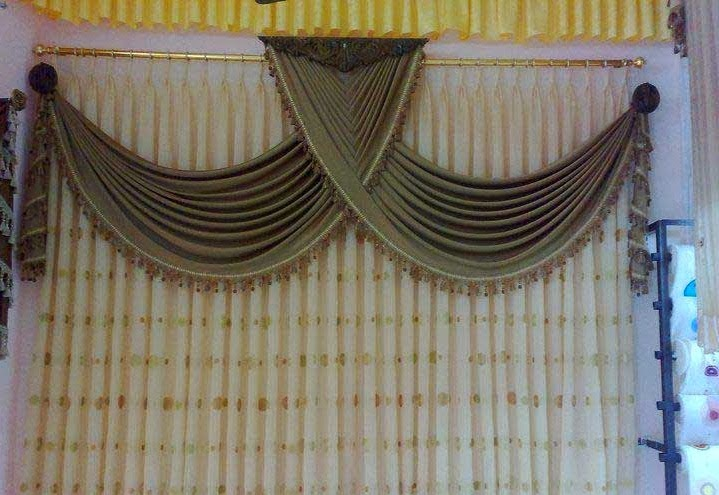 Rideaux blanc pour salon avec des id es for Rideaux pour salon moderne