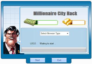 millionaire city hack