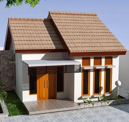 Gambar Desain Rumah Minimalis Type 36 Modern